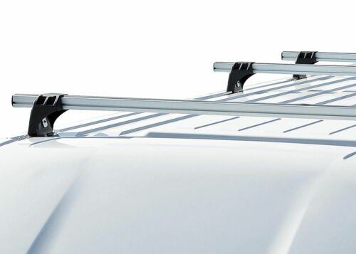 VDP XL pro200 aluminio portaequipajes 200kg portador de cargas para Peugeot Boxer ab94 3 barras
