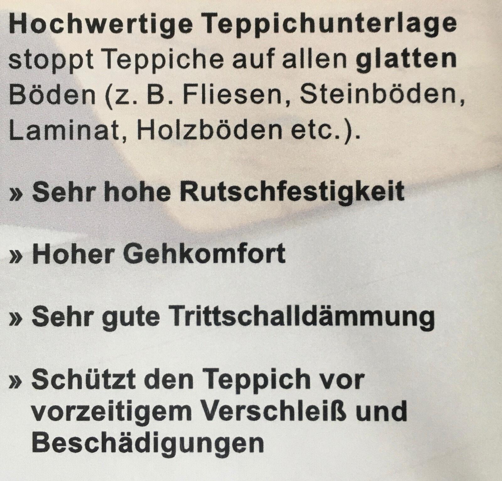 Tapis Gleitschutz AKO Elastic 2,5 Tailles Tailles Tailles à partir de 80 x 150 cm pour les sols lisses | Technologie Sophistiquée  d80066
