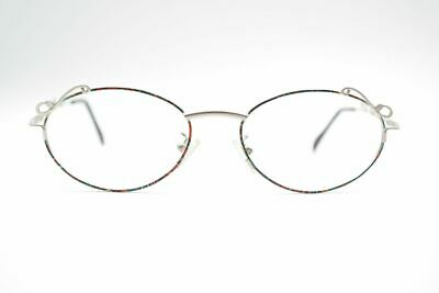 Offen Vintage Daniel A Collection Da1 F2 52[]17 135 Bunt Oval Brille Eyeglasses Nos