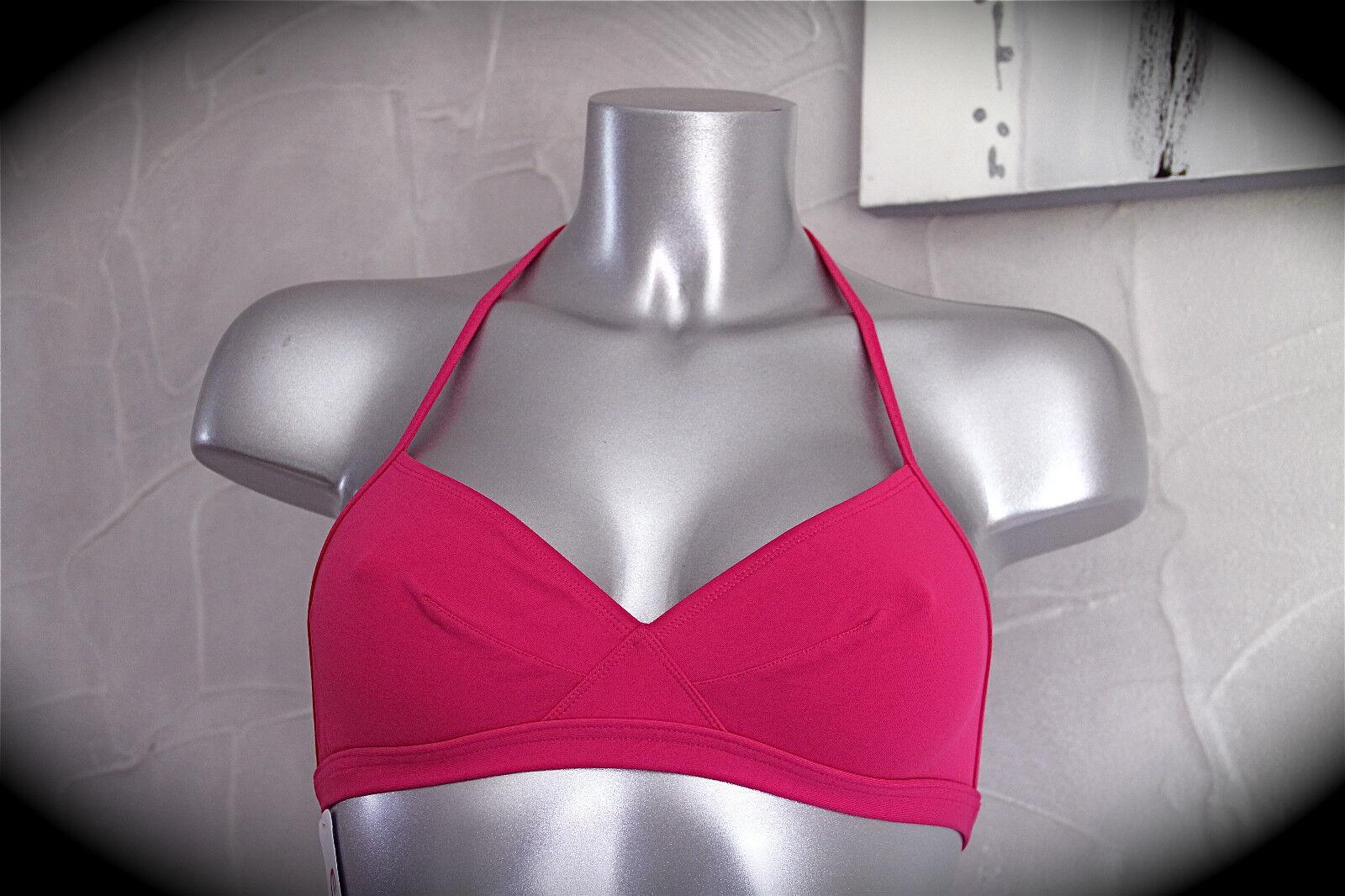 Costume da bagno rosa (top) ERES wanda wanda wanda duni T 40 NUOVO CON ETICHETTA V d9038b