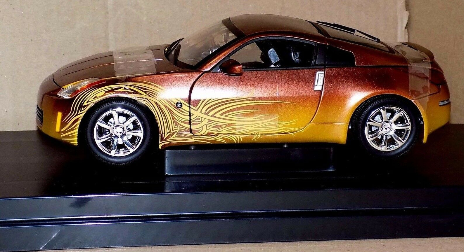 Nissan 350Z fast and Furius 3 Tokyo Drift Film 2003 RC2 53608 C 1 18