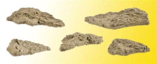 Felsen Naturstein VOLLMER 48300 Spur H0 5 Stück #Neu in OVP#