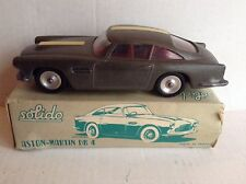 Solido Aston Martin DB4 nr mint boxed 1960's