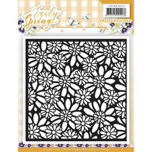 Precious-Marieke-Embossing-Folder-Early-Spring-Praegeschablone-PMEMB10013