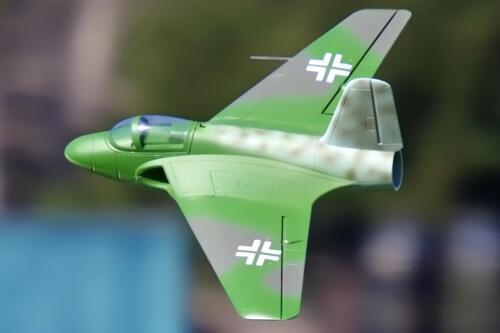 Freewing Lippisch P.15 64mm EDF Jet PNP
