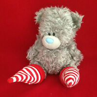 Me To You Bear Tatty Teddy 9 Striped Elf Sock Boots Slippers Bear Gift
