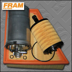 SERVICE-KIT-VW-POLO-9N-1-4-TDI-AMF-BAY-FRAM-OIL-AIR-FUEL-FILTERS-2001-2005