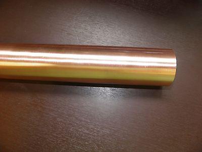 "3"" copper pipe, type M $2.36 per inch, for Moonshine Still Reflux or Pot Column"