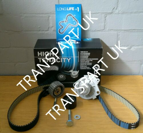 Vauxhall Astra Zafira 1.9 Diesel 120BHP 8 V CDTI Courroie De Distribution Kit Pompe à eau