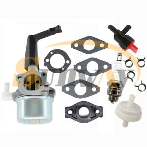 Carburateur-Kit-Filtre-Pour-Briggs-amp-Stratton-110402-110412-Rep-696065-Tiller