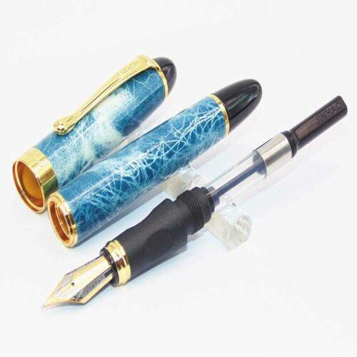 Jinhao X450 Füllfederhalter Füllhalter Füller Marmor Grain Stein Fountain Pen