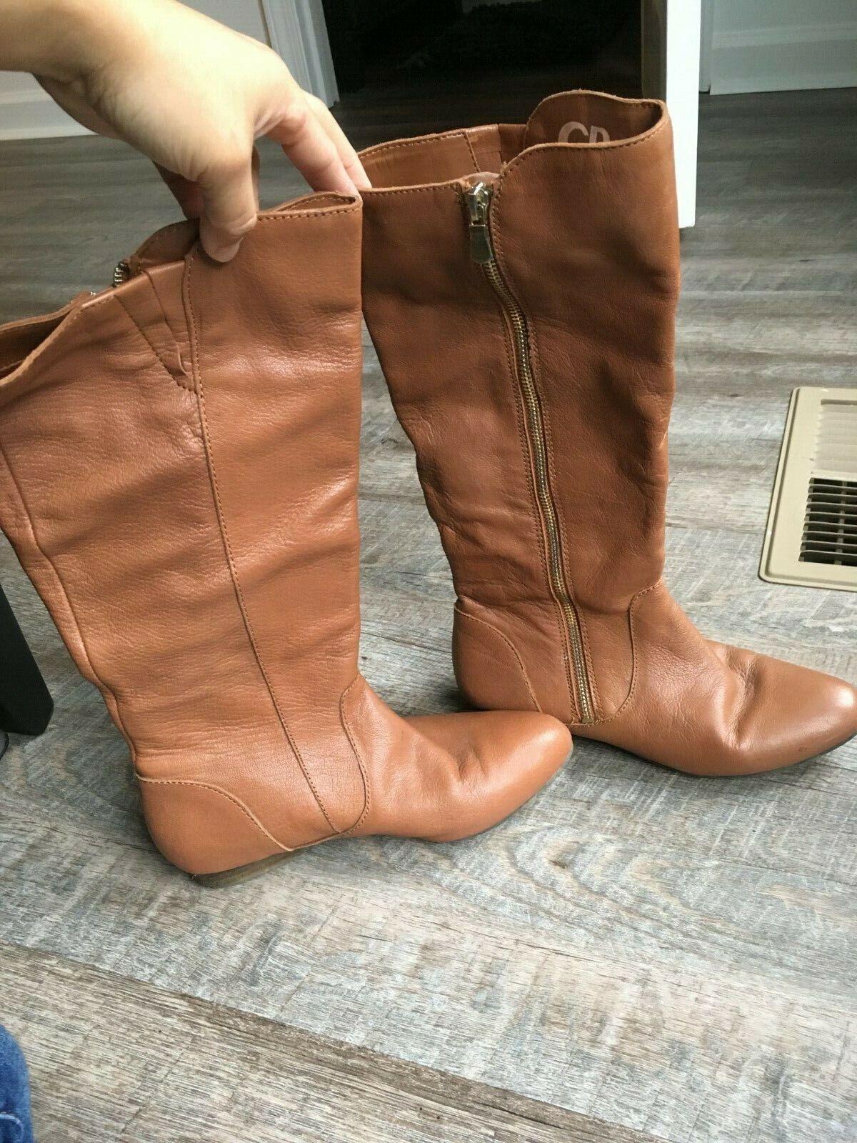 Gianni Bini Light Brown Boots US Size 6.5