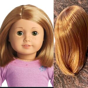 American-Girl-Doll-Truly-Me-37-Wig-Replacement-Customs-New-Strawberry-Blonde