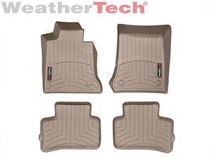 Weathertech floor mats floorliner for mercedes glk class for Mercedes benz glk 350 floor mats