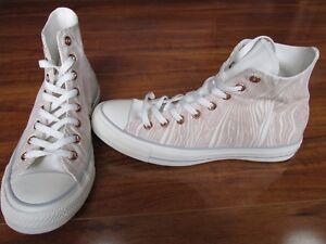 d32b1478ccd2 NEW Converse Custom Chuck Taylor All Star Hi Shoes Mens SZ 8 Womens ...