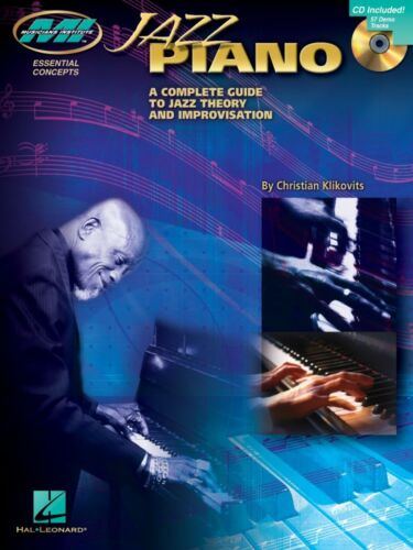 A Complete Guide to Jazz Theory and Improvisation Instruc 000695773 Jazz Piano