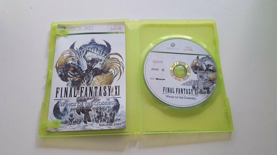 Final Fantasy 11, Xbox 360