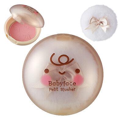 [IT'S SKIN] Babyface Petit Blusher #3 Romantic Rose / Korea cosmetic