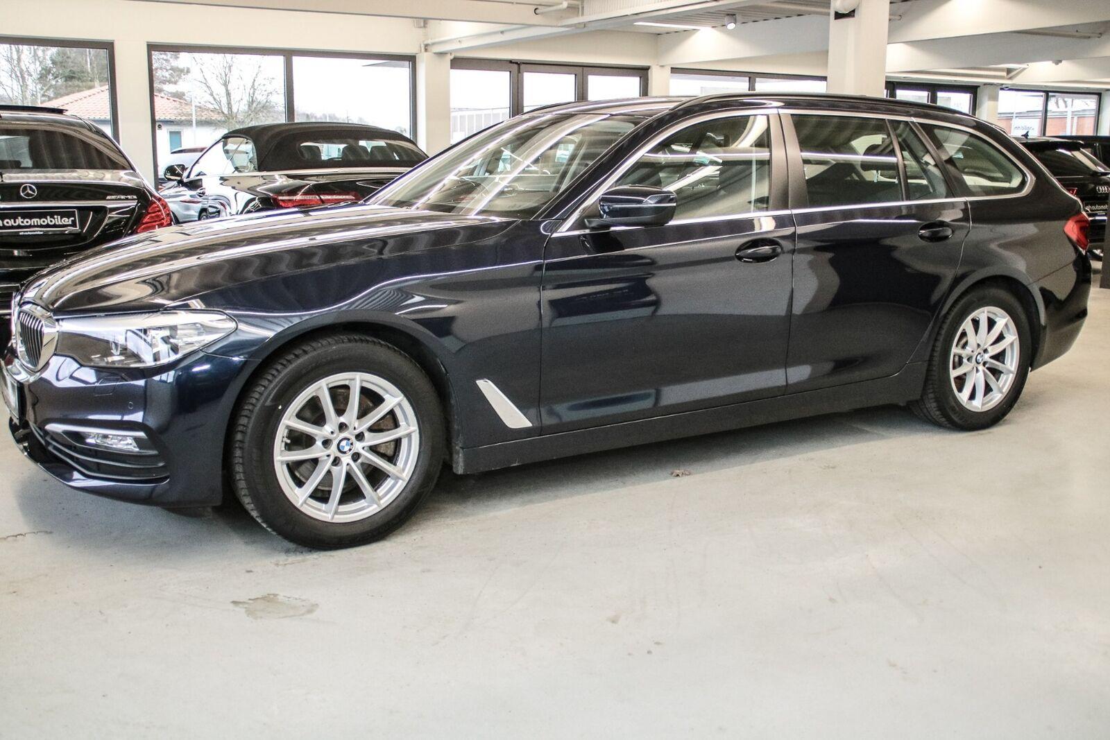 BMW 520d 2,0 Touring Business aut. 5d - 1.995 kr.