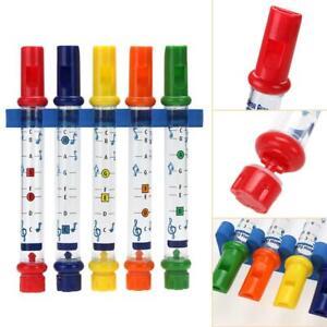 Water-Flute-Toy-Kids-Children-Music-Shower-Bath-Tub-Tunes-Toys-Random-Color-AU