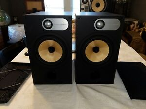 Image Is Loading Pair Bowers Amp Wilkins B W 685