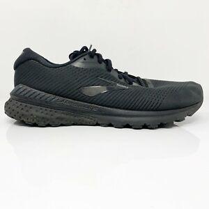 Brooks-Mens-Adrenaline-GTS-20-1103071D040-Black-Running-Shoes-Lace-Up-12-D
