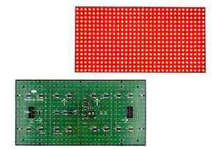 Red-LED-Display-Module-Board-Window-Sign-P10-PH10-16X32-Matrix-DIY
