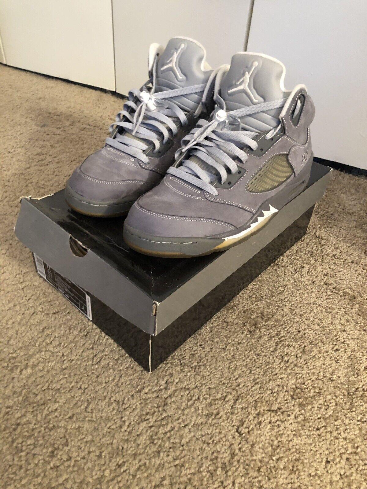 Jordan 5 Wolf Grey - Size 11