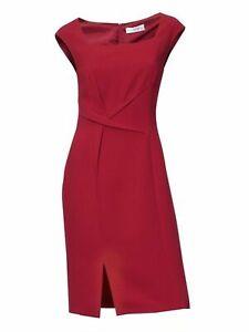 Festliches Abendkleid Kleid Hochzeit Gr.44 rot Neu Tüll zu ...