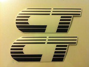 Stickers-autocollants-monogramme-Peugeot-205-CT-noir-black