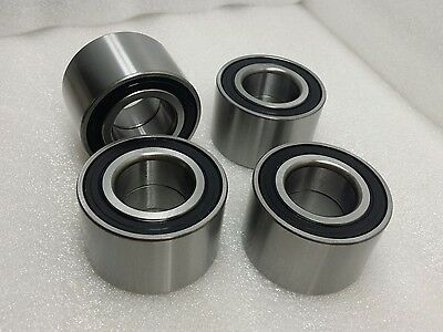 SET OF 4 FRONT REAR WHEEL BALL BEARINGS FIT Can-Am MAVERICK 1000R 4X4 2013-2016