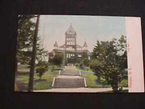 City Hall, Passaic County Clifton, NJ