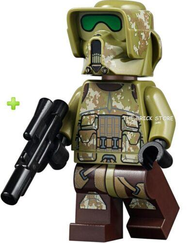 75234-2019-New Lego Star Wars 41ST ELITE CORPS Kashyyyk V2 Scout Trooper