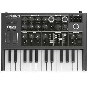 ARTURIA MICROBRUTE (open box- new/free shipping in Canada) boite ouverte neuf) Canada Preview