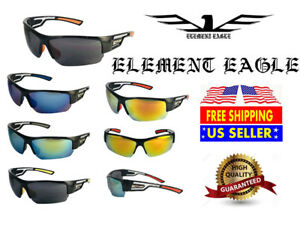 New Element Eagle Wrap Sports high quality driving Sunglasses For Men /& Women