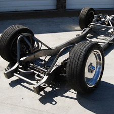 1932 Ford Stamped Frame Rails chassis model hot rod flathead traditional coupe