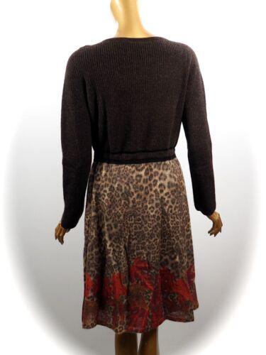 399 € MARCCAIN COLLECTIONS Robe Robe Tricot n1//34 n2//36 n3//38 n4//40 n5//42
