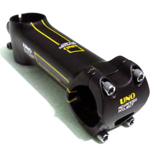 31.8 x 110mm gobike88 New UNO M01 Stem Black//Yellow X59 162g