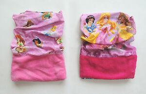 DISNEY-Princess-TUBO-Scialle-Loop-Sciarpa-Panno-Multifunzione