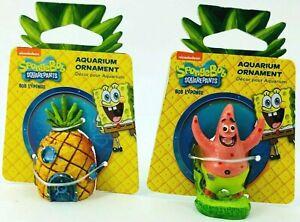 Penn-Plax-SpongeBob-Aquarium-Or-Reptile-Or-Hermit-Crab-Decoration-Ornament