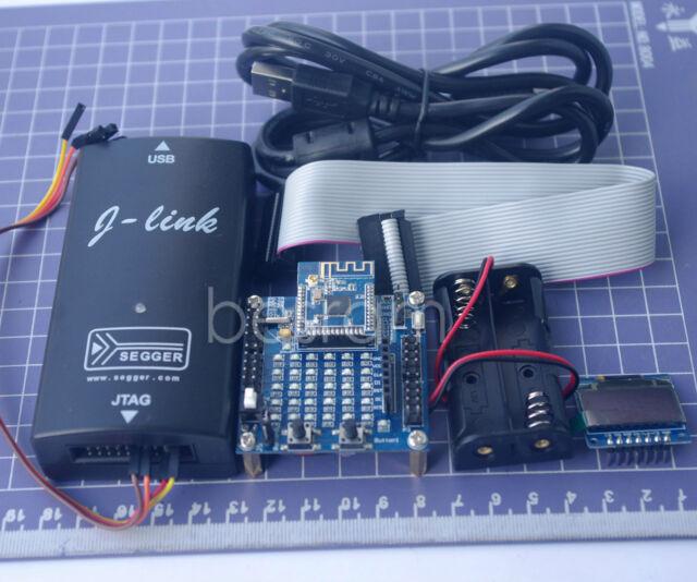 NRF51822 Module BLE4.0 Module With OLED Screen Development Board Kit