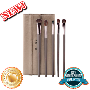 Image is loading SEPHORA-COLLECTION-Eyes-Uncomplicated-Brush-Set-Must-Have-
