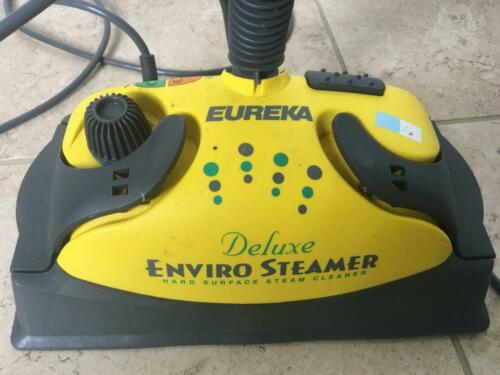 Eureka Deluxe Enviro Steamer Hard Surface Steam Cleaner, Model 300A Tested Works