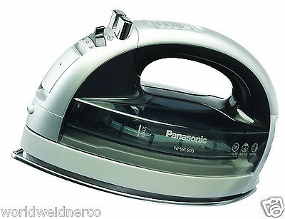 Panasonic 360 Freestyle Multi-Directional Cordless Steam/Dry Iron NI-WL600