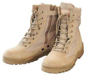 de Bottes combat beige de Bottes Bottes combat armée Bottes air plein Sand Bw de Patriot Us tWg0qP