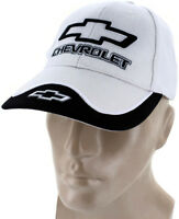 Chevrolet Bowtie Bone Baseball Cap Trucker Hat Snapback Camaro Ss Impala