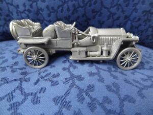 1907-THOMAS-FLYER-1-43-Pewter-Danbury-Mint