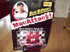 MARK McGWIRE 1998 Mac Attack 1:64 scale NASCAR CLEAN SHOWER CAR BOBBY HILLIN JR.