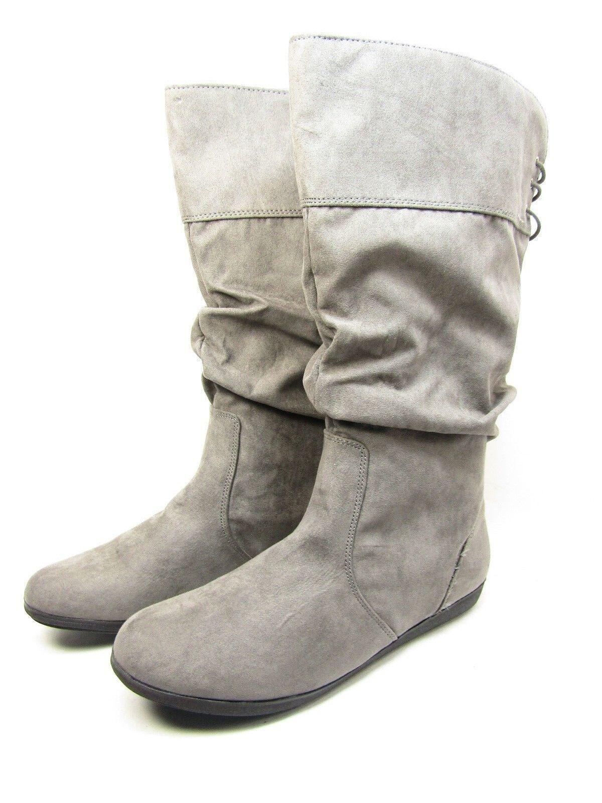 Arizona Katy WC Damenschuhe Größe Slouch Stiefel Grau Größe Damenschuhe 11M 79fbc3