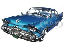 1959 DODGE CUSTOM ROYAL LANCER HARD TOP SAPPHIRE 1/18 PLATINUM BY SUNSTAR 5491